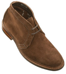 Alden Unlined Chukka Boot