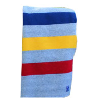 Faribault Mill Revival Stripe Blanket