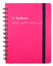 X-Large Rollbahn Notebook