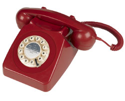Classic Red Phone