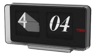 Font Clock Small