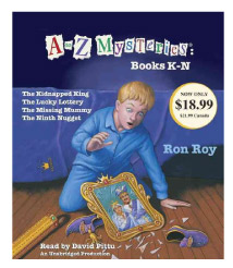 A-Z Mysteries Mystery Books