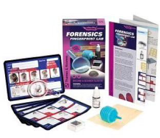 Forensics Fingerprint Lab
