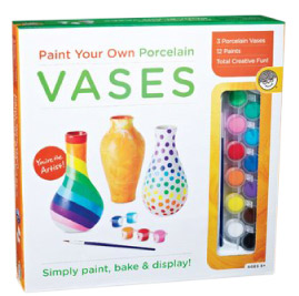 Paint Your Own Porcelain Kit