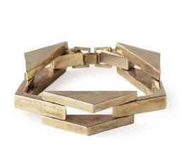 Samma  Open Closed Bracelet