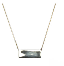Eve Cahill ID necklace