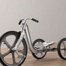 Converto Lo-Boy Trike