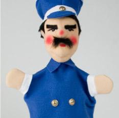 Kersa Hand Puppet