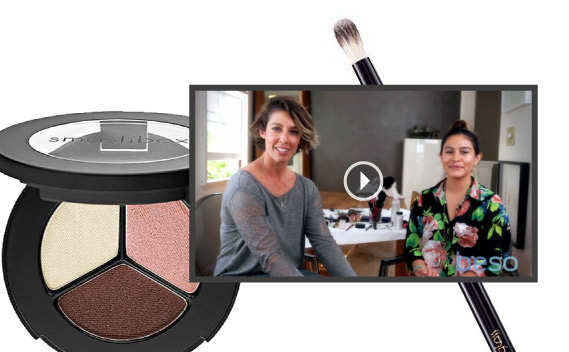 Jacqueline Bush: How-To Video--Quick Smoky Eye