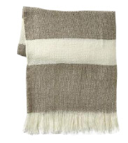 West Elm Stripe Favorite Throw
