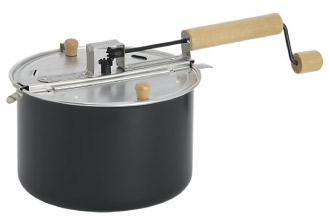 Crate & Barrel Theater Popcorn Popper