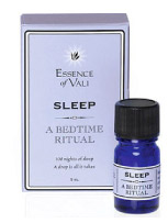 Essence of Vali's Sleep: A Bedtime Ritual