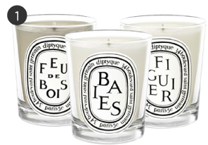 Diptyque Candle in Tubereuse