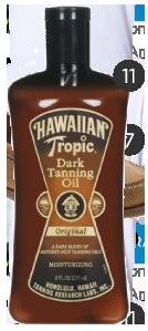 Hawaiian Tropic Suntan Oil