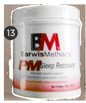 Barwis Sleep Recovery