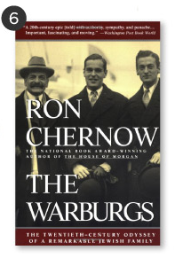 Anything by Ron Chernow