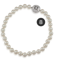 Carolee Classic Love Story Pearl Necklace