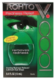 Rohto Hydra Lubricant Eye Drops