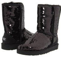 UGG Australia Classic Sparkle Boots