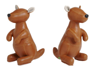 Kurio The Kangaroo Bookends