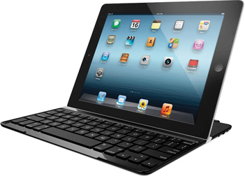 Logitech Ultrathin Keyboard Cover for iPad 2 and New iPad