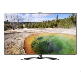 60-inch 3D TVS