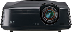 Top-rated 1080p front projectors