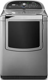 Whirlpool WED8800YC He Electric Dryer with Steam