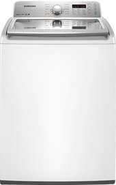 Samsung 4.5 cu. ft. King-Size Capacity High-Efficiency Top Load Washer