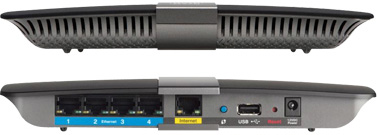 Cisco Linksys E4200