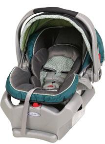 Graco Snugride 35 LX Infant Car Seat