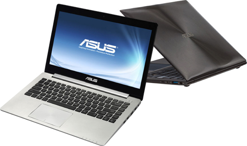 Asus Vivobook and Zenbook Prime