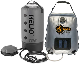 Nemo Helio Pressure Shower & Summer Shower 5