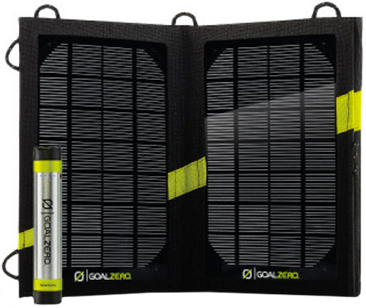 Use Solar Power on the Trail