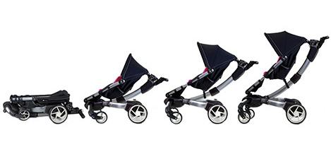 Hybrid Strollers