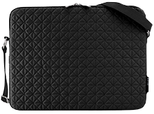 Belkin's stylish quilted Notebook Carrying Case