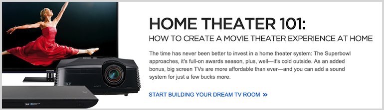 Home Theater 101: How To Create A Movie Theater Experience At Home