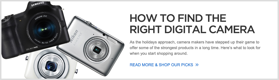 How To Find The Right Digital Camera